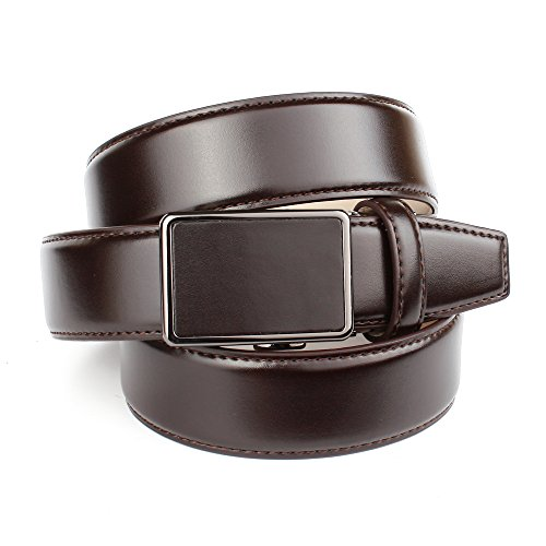 Anthoni Crown 37040, Ceinture Homme, Braun (Dunkelbraun 045), 100