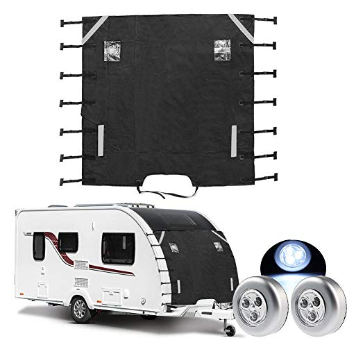 Universal-Abdeckung für Wohnwagen mit...