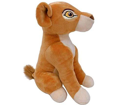 knuffel nieuwe schattige pluche leeuw speelgoed hoge 20cm zachte knuffels pop geen/met rood haar educatief speelgoed cadeaus voor kinderen
