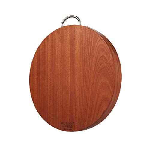 Snijplank, Non-slip Ronde Household Planken Whole Hout Keuken Duurzaam A chopping board (Size : B Small)