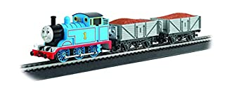 Bachmann Trains - Deluxe Thomas & The TROUBLESOME Trucks Freight Set - Loco w/Moving Eyes - HO Scale (B08PQ4YX2P)   Amazon price tracker / tracking, Amazon price history charts, Amazon price watches, Amazon price drop alerts