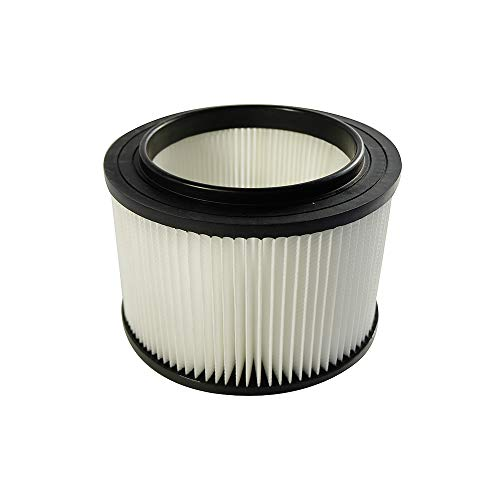 17810 Replacement Filter For Craftsman General Purpose Vacuum Filter, 3 To 4 Gallons, 9-17810 1 Pack