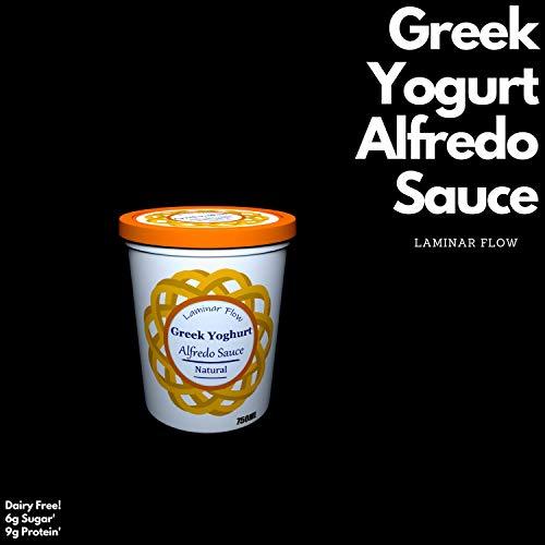 Greek Yogurt Alfredo Sauce