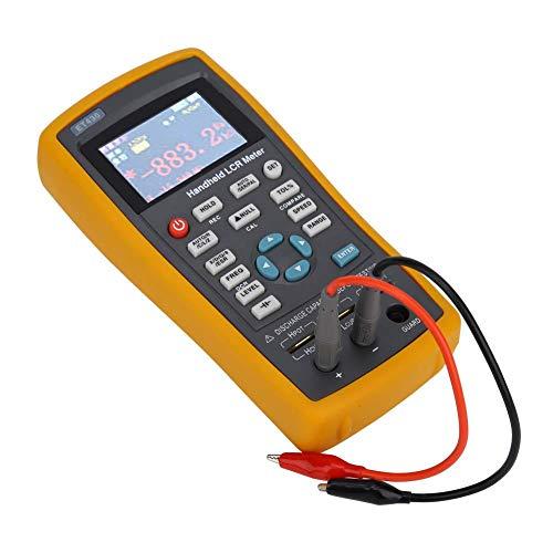 Misuratore di induttanza digitale 100~240 V, tester di capacità multifunzione digitale Tester multifunzione per uso domestico ampiamente utilizzato per l\'industria domestica(ET430)
