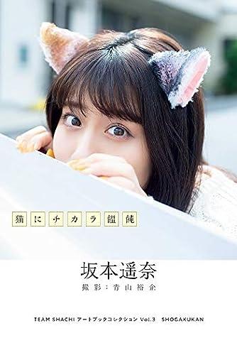 猫にチカラ饂飩 坂本遥奈: TEAM SHACHI アートブックコレクション 3 (TEAM SHACHIアートブックコレクション)