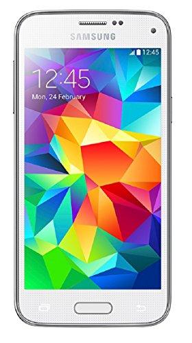 Samsung Galaxy S5 Mini G800H Unlocked Cellphone, International Version, 16GB, Black Screen Display