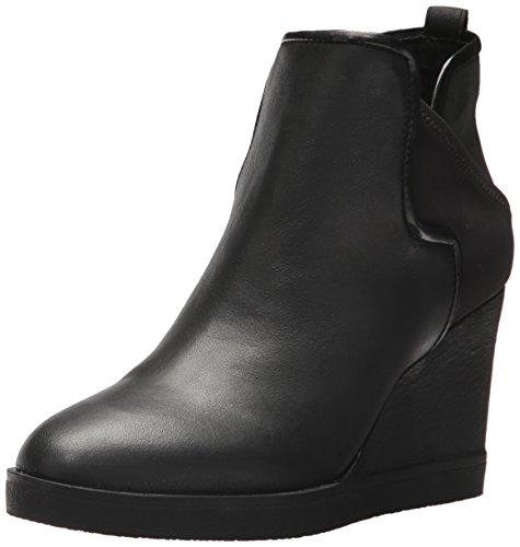 Donald J Pliner Women's Luluu Ankle Boot, Black, 10 M US