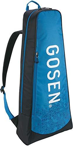 ゴーセン(GOSEN) テニス バドミントン ラケットバッグパック Athlete2 テニスラケット2本用 ターコイズブルー BA19AR2