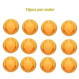 Set di clip fermacavi, sistema di gestione cavi per organizzare cavi e fili 12PCS Orange D...