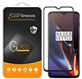 Supershieldz (2 Pack) for OnePlus 6T Tempered Glass Screen...