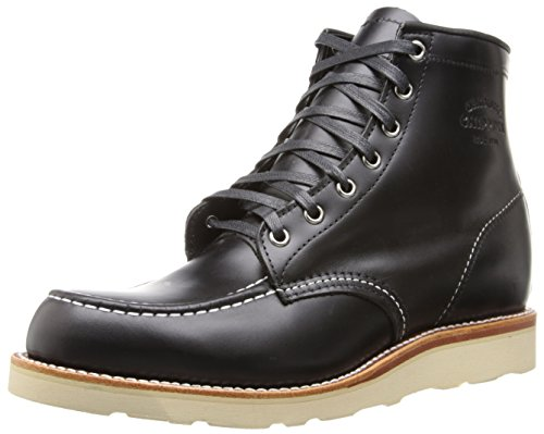 Chippewa Six-Inch Moc Toe Boot