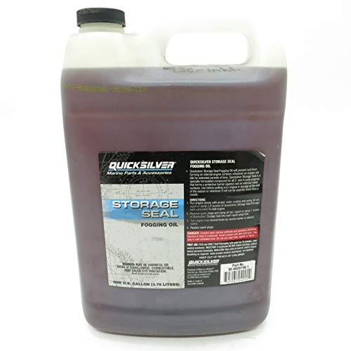 Quicksilver 3,78L Einlagerungsöl 92-802879Q1 Schmieröl gegen Rost Einlagerung