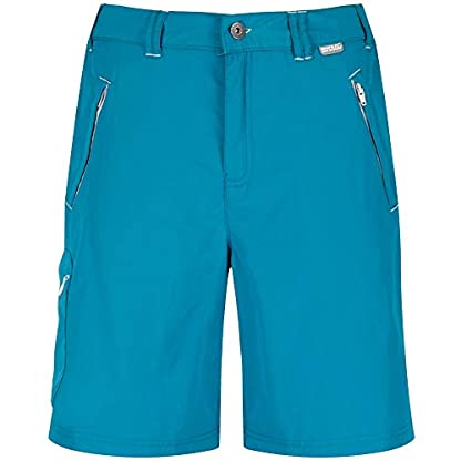 Regatta Women's Chaska Lightweight Water Repellent Uv Protection Active Hiking Shorts 7