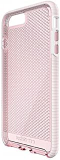 Tech21 - Evo Check Case for iPhone 7 Plus 5.5 Inch (Rose/White)