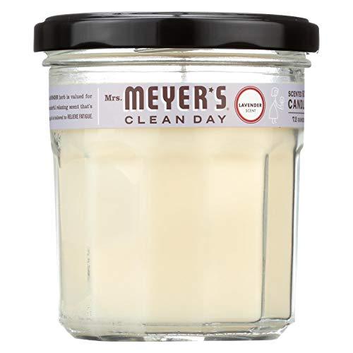 S C Johnson Wax 41116 Soy Candle, Lavender, 7.2-oz. - Quantity 6