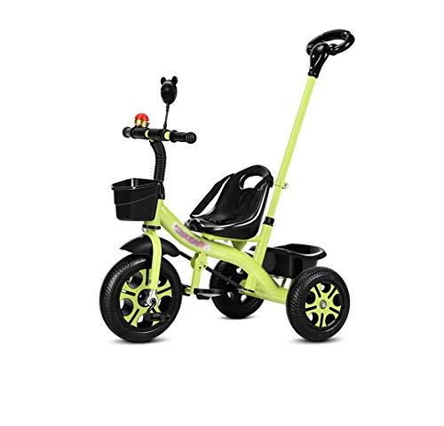 Triciclo Triciclo para bebés, Triciclo Triciclo 2 en 1 Tric