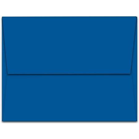 Cobalt Blue craft style blank postcards