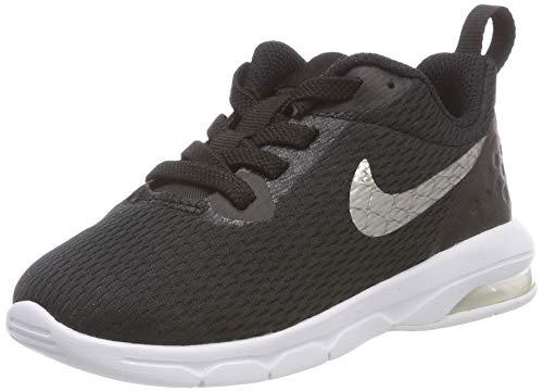 Nike Jungen Kleinkinder Air Max Motion LW Sneaker, Schwarz (Silber/Weiãÿ 005), 25 EU