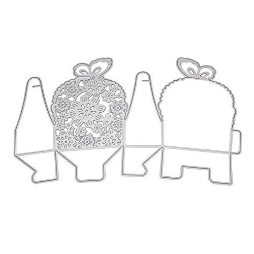TankMR metalen sjabloon voor doe-het-zelf album kaart kunsthandwerk decoratie vlinder geschenkdoos