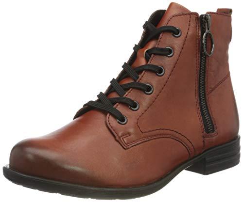 Remonte Damen R0983 Mode-Stiefel, ziegel/ziegel / 38, 40 EU