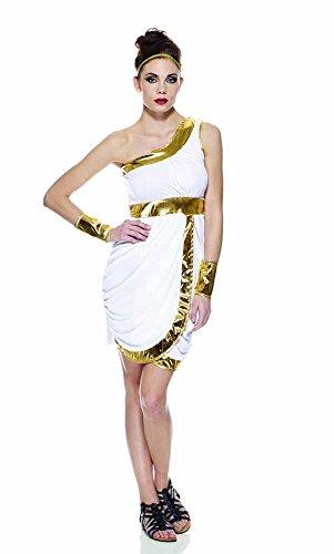 Rubie's IT30350-S - Nobile Greca Costume, Adulto, Taglia S