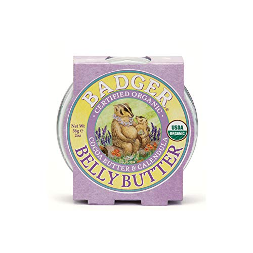 Badger Belly Butter, 56 g