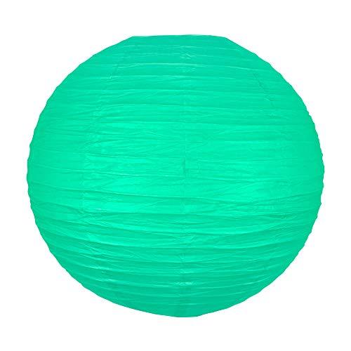 SKYLANTERN Boule Papier 50cm Vert d'eau