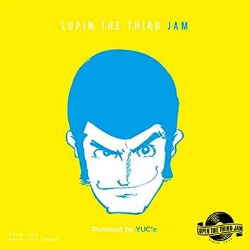 YUMENARA IINONI - LUPIN THE THIRD JAM Remixed by YUC'e