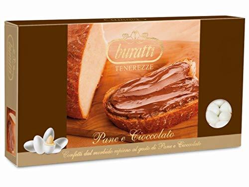 Buratti Confetti Tenerezze Gusto Pane e Cioccolato - 1 kg