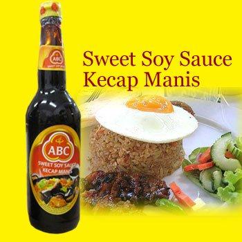 業務用 ABC ケチャップマニス 620mlX12本 (1cs ケース単位) (HALAL ハラル 認定 商品) (インドネシア 甘口 醤油)