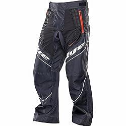 Dye Ultralite C13 Paintball Pants - Grey / Orange - X-Small / Small