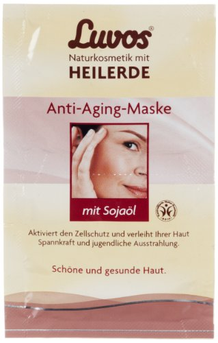 Luvos Anti-Aging Creme-Maske, 5er Pack (5 x 15 ml)