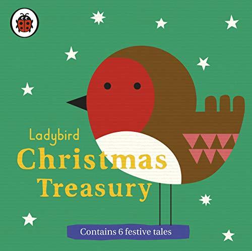 Ladybird Christmas Treasury audiobook cover art