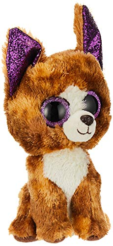 TY- Beanie Boo's Dexter, chihuahua, 15 cm (United Labels Ib