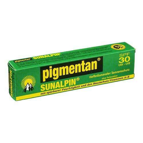 PIGMENTAN Sunalpin Creme SPF 50 ml