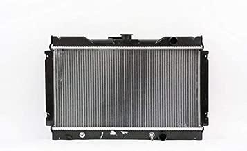 Radiator - Pacific Best Inc For/Fit 943 83-86 Nissan Datsun 720 Pickup 2.4L Plastic Tank Aluminum Core 1 Row