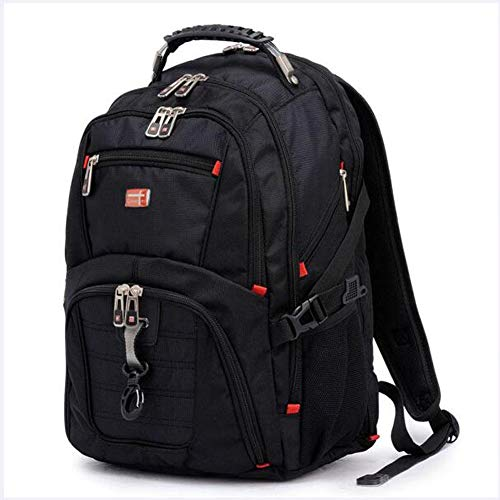 Men's Multifunctioneel Backpack, Zwitserse Multifunctionele 17