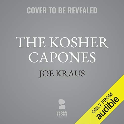 The Kosher Capones audiobook cover art