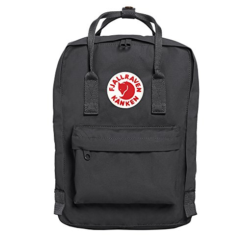 "Fjallraven Kånken Laptop 13"" Backpack, Unisex adulto, Super Grey, 35 x 25 x 16 cm, 13 L"