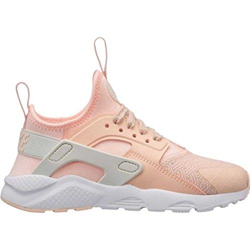 Nike Scarpe Sneakers Huarache RUN Ultra Bambine Ragazze Rosa AA3051-800