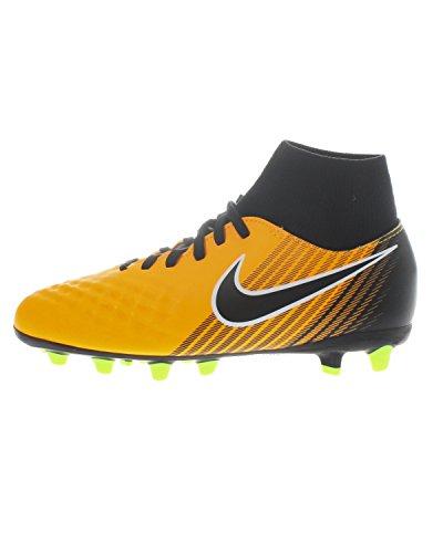 Nike Unisex-Kinder Magista Onda II DF AG-Pro Fußballschuhe, Orange (Orange/Schwarz Orange/Schwarz), 38 EU