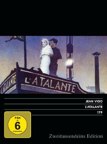 L'Atalante. Zweitausendeins Edition Film 179