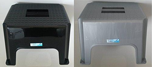 Preisvergleich Produktbild Schulz 440860 zwischen Hocker Universal bis 130 kg 40 x 32 cm-hauteur: 28-stappelbar cm-différents Farbe