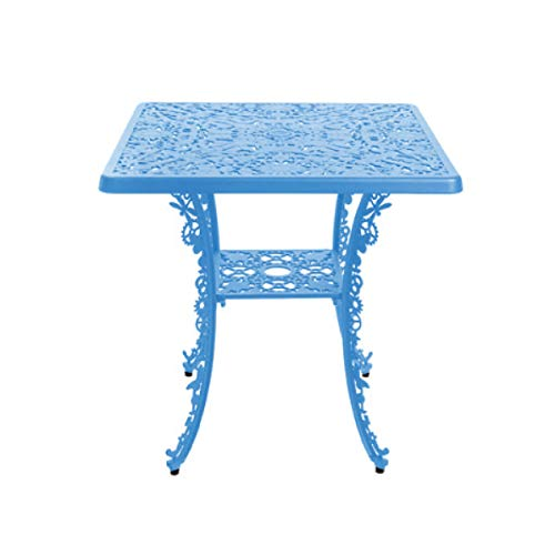 Seletti Industry Collection Square Table cm. 70x70 Blu