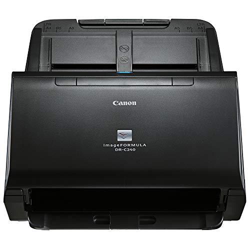 Canon 0651C002 imageFORMULA DR-C240 Office Document Scanner