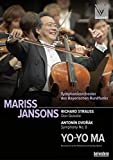 R. Strauss: Don Quixote; Dvorak: Symphony No. 8 (Yo-Yo Ma, Bavarian Radio Orchestra/Mariss Jansons) -