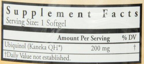 Healthy Origins Ubiquinol Soy Free/Non-GMO Gels, 200 Mg, 150 Count