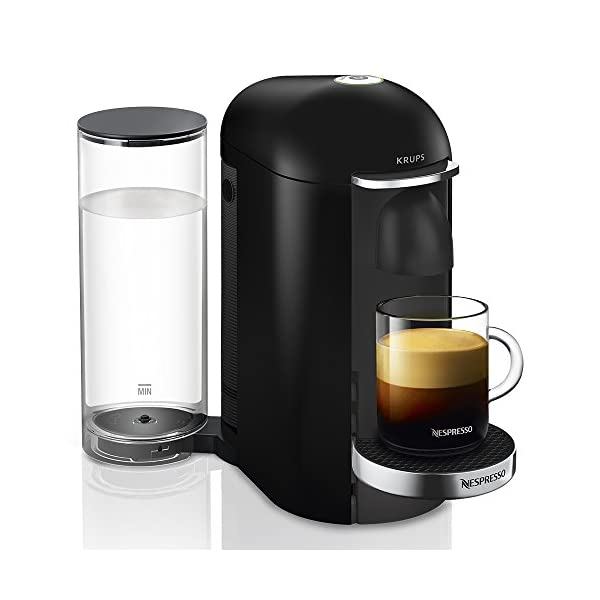 Krups YY2779FD cafe, 1260 W, 1.8 litros, plástico, Negro