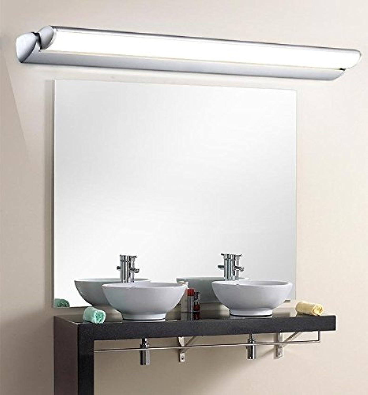 Einstellbare Badezimmer einfache wasserdichte Nebel Spiegel Lampe LED Spiegel Scheinwerfer