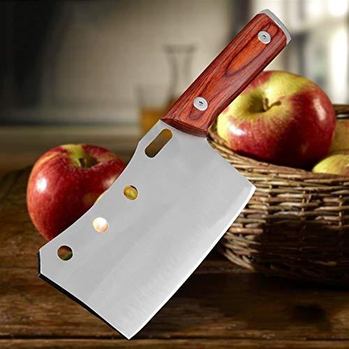 Cuchillo de fruta de acero inoxidable Mini cocina china CHEF CHEF CHEFER CLEAVER CLEAVER CLEATE CLEASE COMPLETO HOBICA DE COCINA DE COCINA AIRE cuchillo chef de